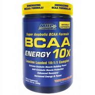 BCAA 10X Energy отзывы