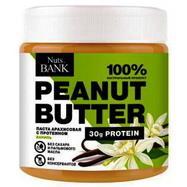 Арахисовая паста протеиновая Nuts Bank отзывы